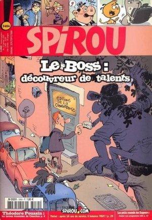 Le journal de Spirou # 3484