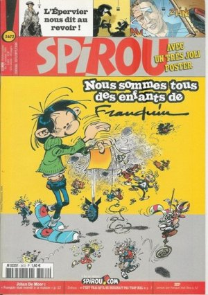 Album Spirou (recueil) # 3472