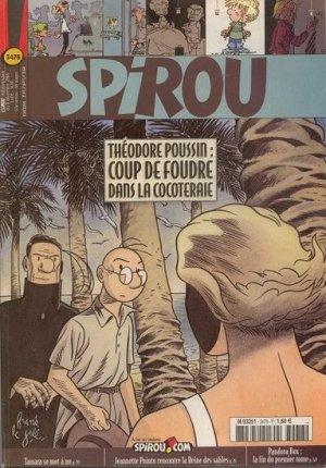 Le journal de Spirou # 3478