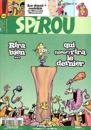 Le journal de Spirou # 3474