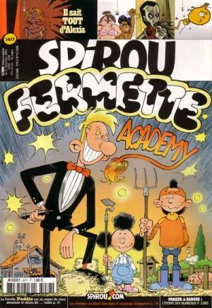 Album Spirou (recueil) # 3477
