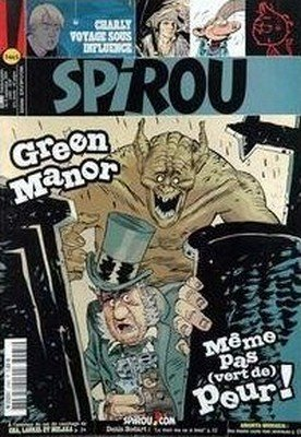 Le journal de Spirou # 3465