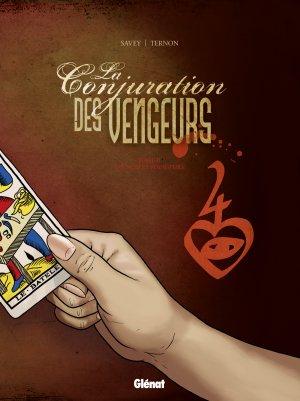 La conjuration des vengeurs T.2