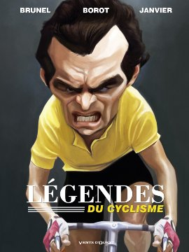 Les légendes du cyclisme édition simple