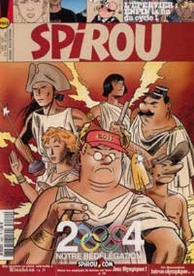 Album Spirou (recueil) # 3462