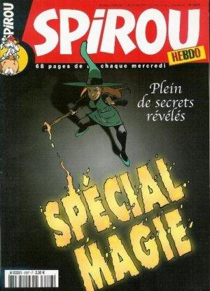 Le journal de Spirou # 3587