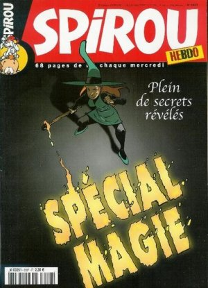 Album Spirou (recueil) # 3587