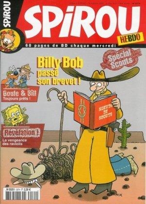 Le journal de Spirou # 3574