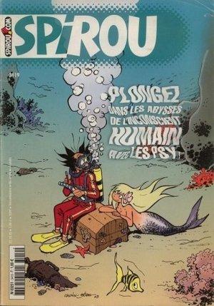 Le journal de Spirou # 3419