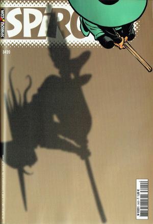 Le journal de Spirou # 3420