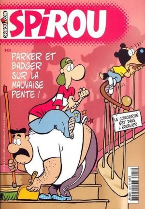Le journal de Spirou 3431 - 3431