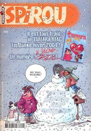 Le journal de Spirou # 3433