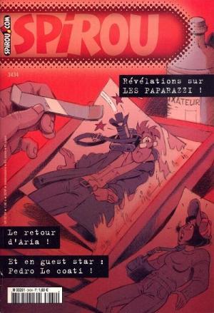 Le journal de Spirou # 3434