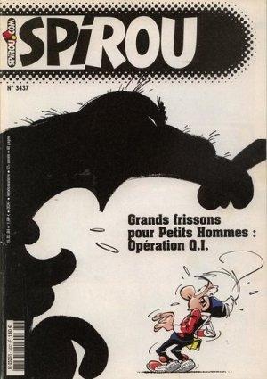 Le journal de Spirou # 3437