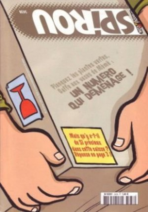 Le journal de Spirou # 3438