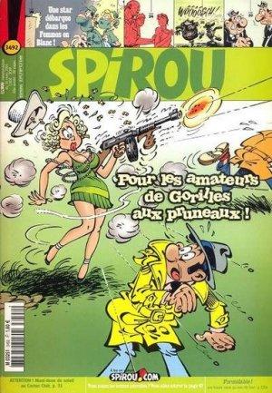 Le journal de Spirou # 3492