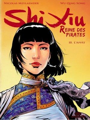 Shi Xiu, reine des pirates T.3
