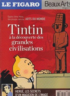 Tintin à la découverte des grandes civilisations édition Hors série