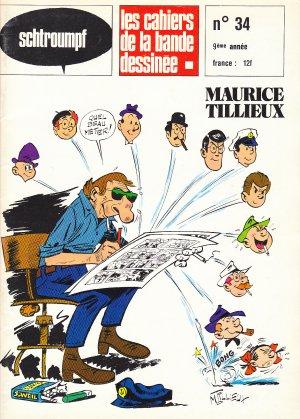 Schtroumpf Les cahiers de la bande dessinée # 34