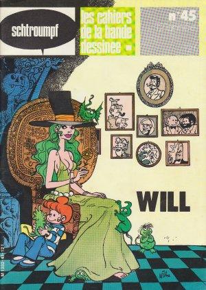 Schtroumpf Les cahiers de la bande dessinée # 45