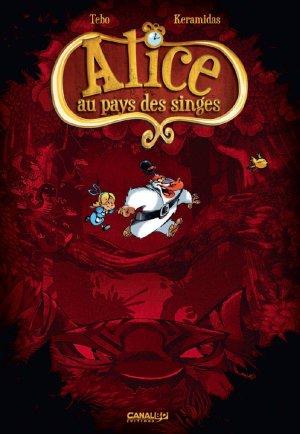 Alice au pays des singes édition limitée