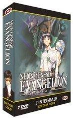 Neon Genesis Evangelion édition GOLD