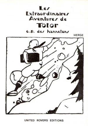 Les extraordinaires aventures de Totor édition Simple