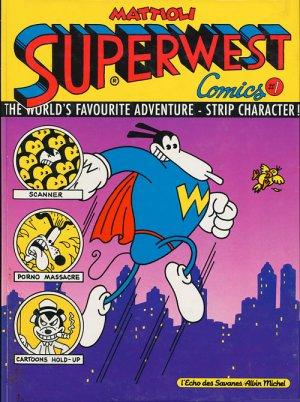 Superwest comics édition Simple
