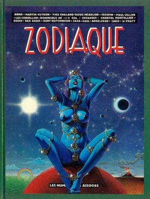 Zodiaque (collectif) édition Simple