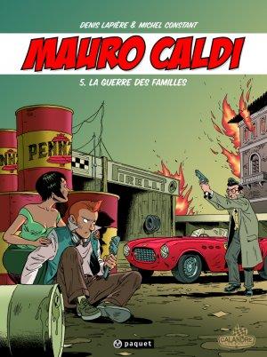 Mauro Caldi # 5 simple