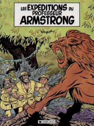 Les expéditions du professeur Armstrong édition Simple