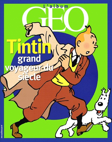 Tintin - grand voyageur du siècle édition simple