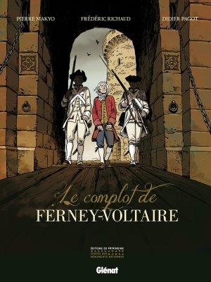 Le complot de Ferney-Voltaire édition simple