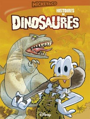 Histoires de dinosaures édition simple