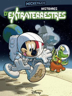 Histoires d'extraterrestres édition simple