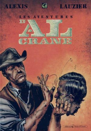 Les aventures d'Al Crane édition simple