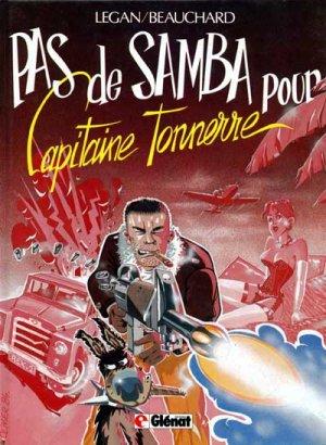 Pas de Samba pour Capitaine Tonnerre édition Simple