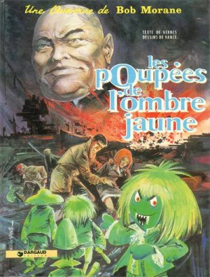 Bob Morane édition Réédition 1971