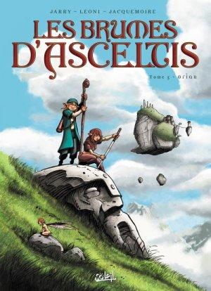 Les brumes d'Asceltis T.5