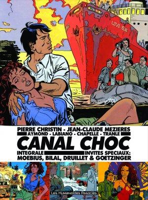 Canal Choc 1 - Intégrale  (T1 à T4)