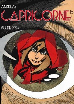 couverture, jaquette Capricorne 16  - Vu de prèssimple 1999 (le lombard)