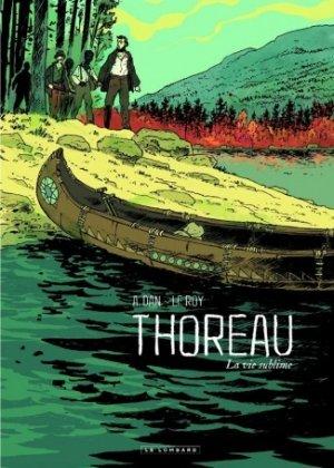 Thoreau - La vie sublime édition simple
