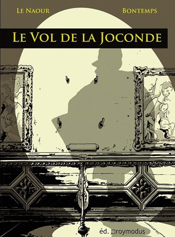 Le vol de la Joconde édition simple
