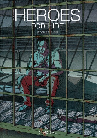 Heroes for hire 2 - Ghost in the machine