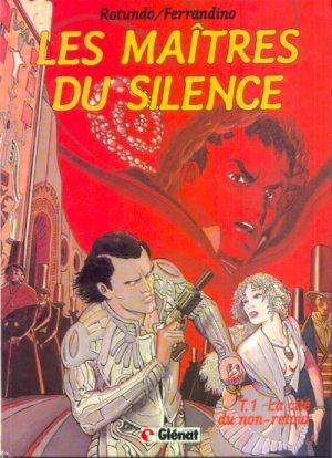 Les maîtres du silence édition Simple