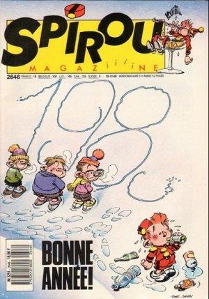 Le journal de Spirou # 2646