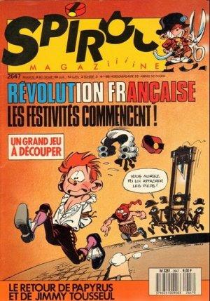 Album Spirou (recueil) # 2647