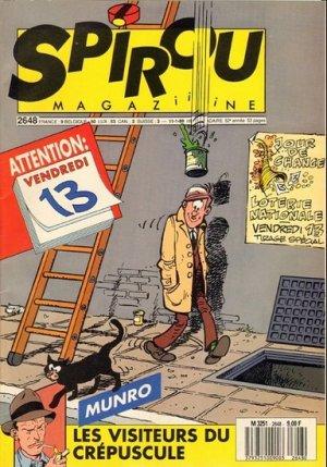 Album Spirou (recueil) # 2648