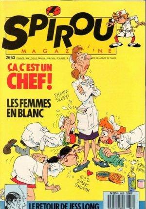 Le journal de Spirou # 2653