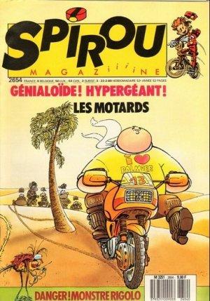 Album Spirou (recueil) # 2654